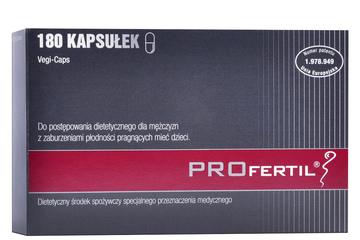 PROFERTIL 180 kapsułek + DARMOWA DOSTAWA