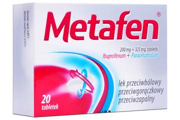 METAFEN 20 tabletek