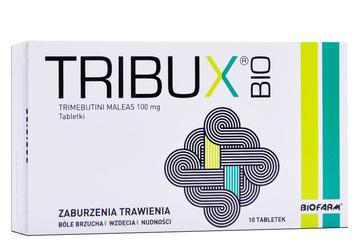 TRIBUX BIO 10 tabletek