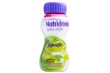 NUTRIDRINK JUICE STYLE SMAK JABŁKOWY 4 x 200 ml