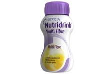 NUTRIDRINK MULTI FIBRE SMAK WANILIOWY 4 x 125 ml
