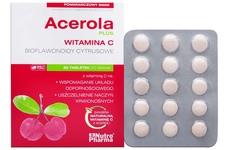 ACEROLA PLUS 60 tabletek do ssania