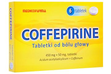 COFFEPIRINE 6 tabletek