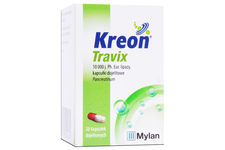 KREON TRAVIX 50 kapsułek