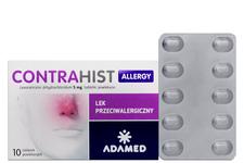CONTRAHIST ALLERGY 5 mg 10 tabletek