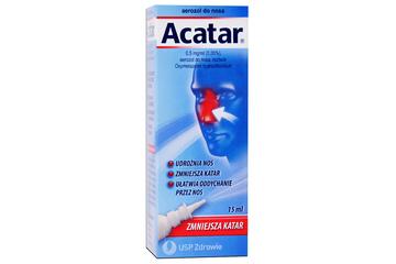 ACATAR 15 ml aerozol
