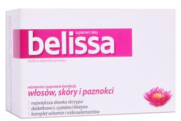 BELISSA 60 tabletek