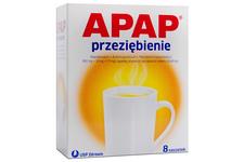 APAP PRZEZIĘBIENIE 8 saszetek