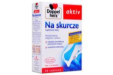 DOPPELHERZ NA SKURCZE 30 tabletek