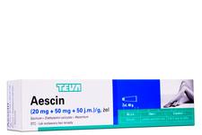 AESCIN 40 g żel