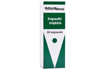 ROWATINEX 50 kapsułek
