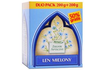 LEN MIELONY 2 x 200 g