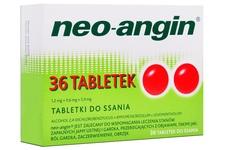 NEO-ANGIN 36 tabletek do ssania