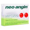 NEO-ANGIN BEZ CUKRU 24 tabletki do ssania