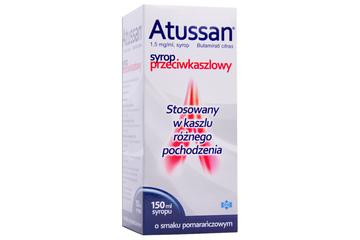 ATUSSAN 150 ml syrop