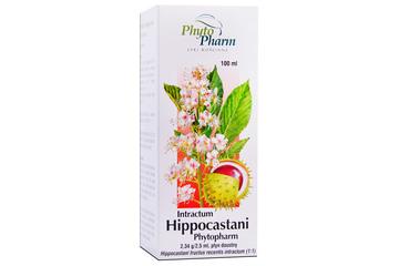 INTRACTUM HIPPOCASTANI 100 ml płyn