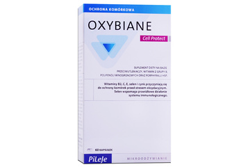 OXYBIANE CELL PROTECT 60 kapsułek