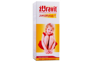ŻURAVIT JUNIOR PLUS 100 ml