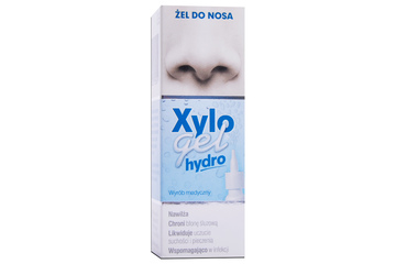 XYLOGEL HYDRO 10 g żel