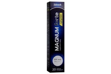 ZDROVIT MAGNUM FORTE 20 tabletek musujących
