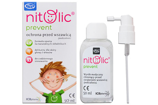 PIPI NITOLIC PREVENT SPRAY 50 ml