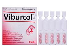 VIBURCOL PLUS 15 x 1 ml krople