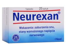 NEUREXAN 25 tabletek