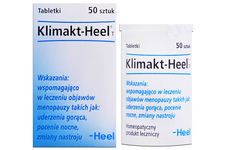 KLIMAKT-HEEL T 50 tabletek
