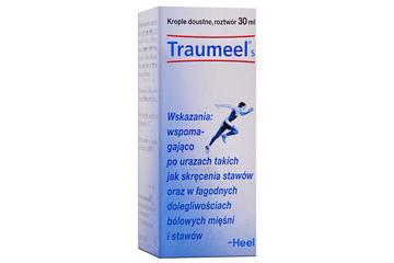 TRAUMEEL S 30 ml krople