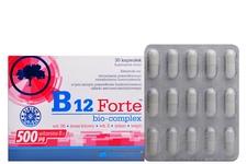 B12 FORTE BIO-COMPLEX 30 kapsułek