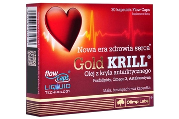 GOLD KRILL 30 kapsułek