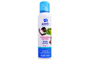 ACERIN DEZODORANT DO STÓP SPORT ACTIVE 2 W 1 150 ml