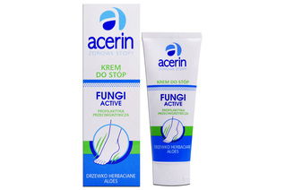 ACERIN FUNGI ACTIVE KREM DO STÓP 75 ml