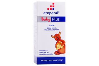 ATOPERAL BABY PLUS 50 ml krem