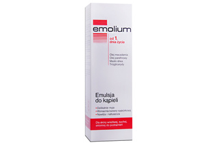 EMOLIUM EMULSJA DO KĄPIELI 400 ml