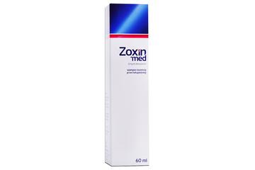 ZOXIN-MED SZAMPON PRZECIWŁUPIEŻOWY 60 ml