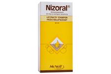 NIZORAL SZAMPON LECZNICZY 60 ml