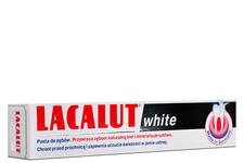 LACALUT WHITE PASTA DO ZĘBÓW 75 ml