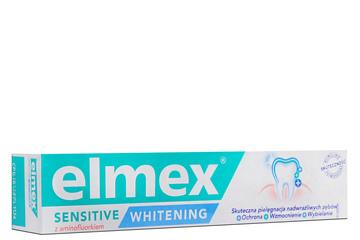 ELMEX SENSITIVE WHITENING PASTA DO ZĘBÓW 75 ml