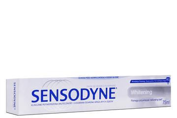 SENSODYNE WHITENING PASTA DO ZĘBÓW 75 ml