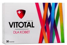 VITOTAL DLA KOBIET 30 tabletek