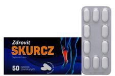 ZDROVIT SKURCZ 50 tabletek