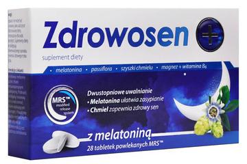 ZDROWOSEN + 28 tabletek
