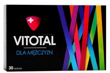 VITOTAL DLA MĘŻCZYZN 30 tabletek