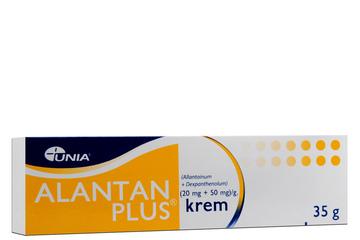 ALANTAN PLUS 35 g krem