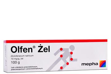 OLFEN 10 mg/g 100 g żel