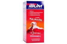IBUM FORTE SMAK MALINOWY 100 g zawiesina