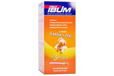 IBUM FORTE SMAK BANANOWY 100 g zawiesina