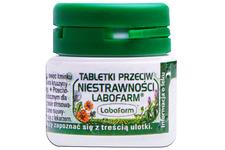 LABOFARM TABLETKI PRZECIW NIESTRAWNOŚCI 20 tabletek