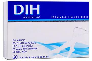 DIH 60 tabletek